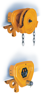 Kito TS series hoist trolleys