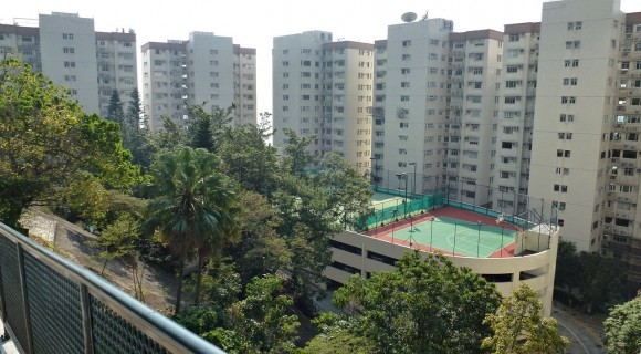 Hong Kong - scenic villas apartment for sale