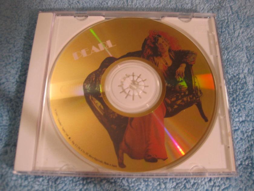 JANIS JOPLIN - PEARL  Gold CD CK 53441