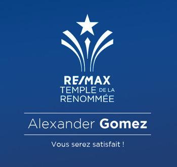 Alexander Gomez Temple de la renommée REMAX