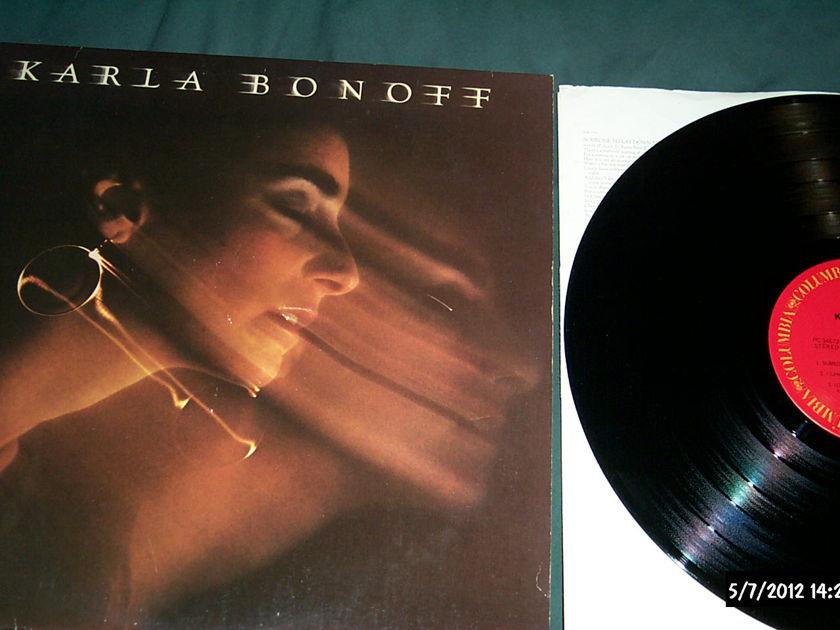 Karla Bonoff - S/T LP NM