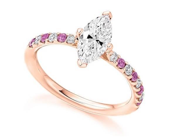 Bespoke ethical diamond rings in Surrey - Pobjoy Diamonds