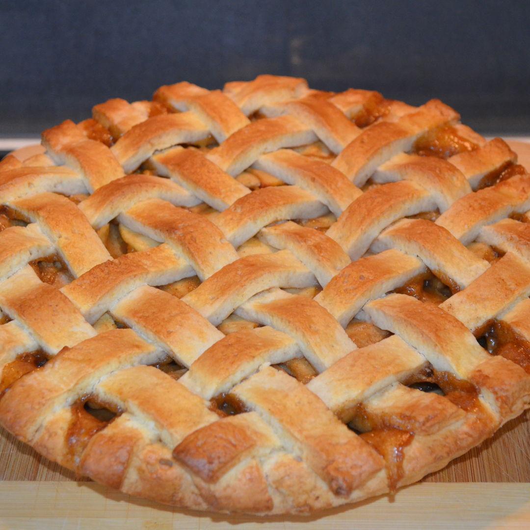 Date: 18 Mar 2020 (Wed) 1st Pie: Apple Pie [Remake] Cuisine: Western Dish: Pie