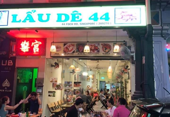 Logo - Lau De 44