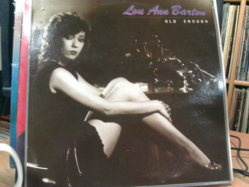Lou ann barton - OLD Enough