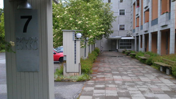 Palvelutalo Esikko, Turku