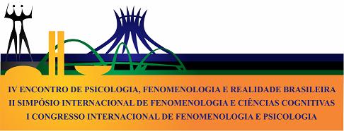 I CONGRESSO INTERNACIONAL DE PSICOLOGIA E FENOMENOLOGIA