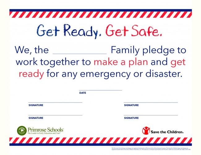 get ready get safe