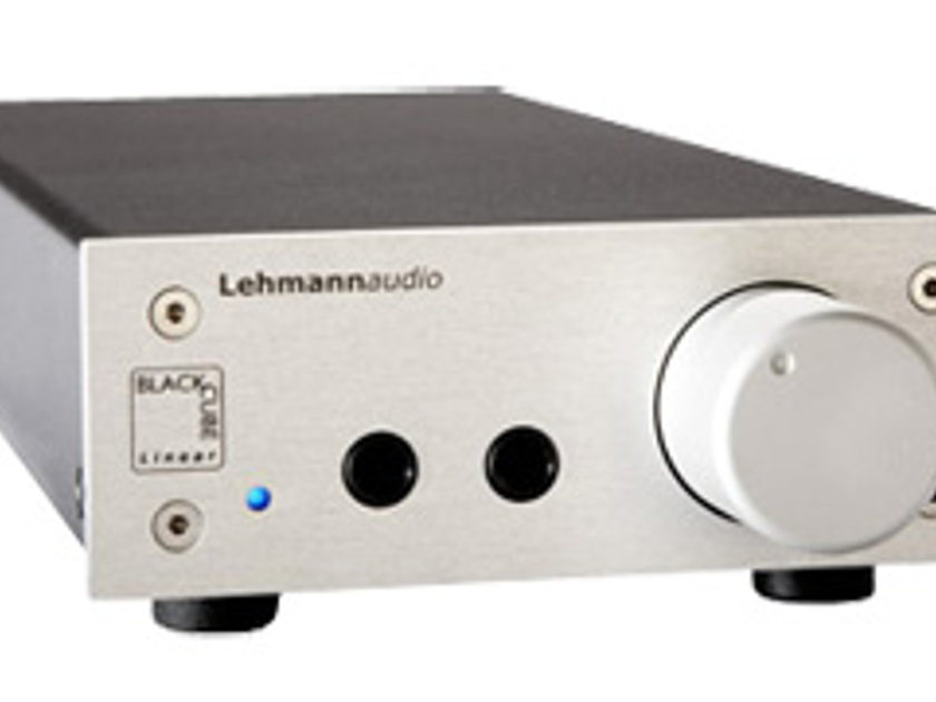 Lehman Audio Linear D Haedphone Amp/Dac