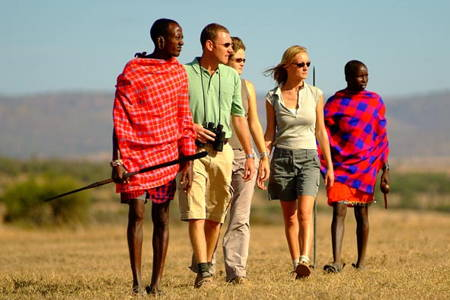 Meet the Urban Masai & Safari in Nairobi National Park