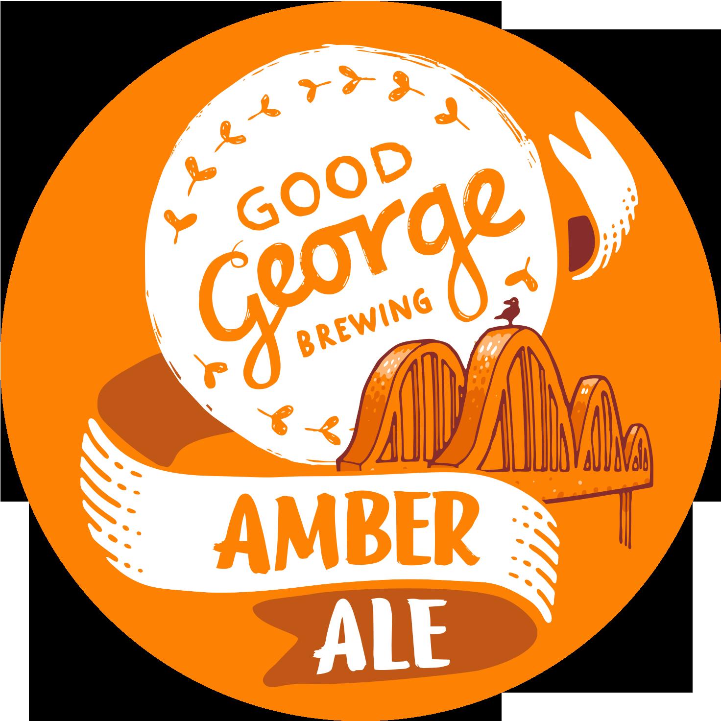 Good George Amber Ale