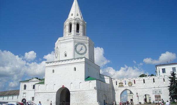 Сердце Казани-Казанский Кремль