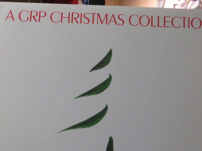 A GRP CHRISTMAS COLLECTION - VARIES ARTIST   CHRISTMAS MUSIC