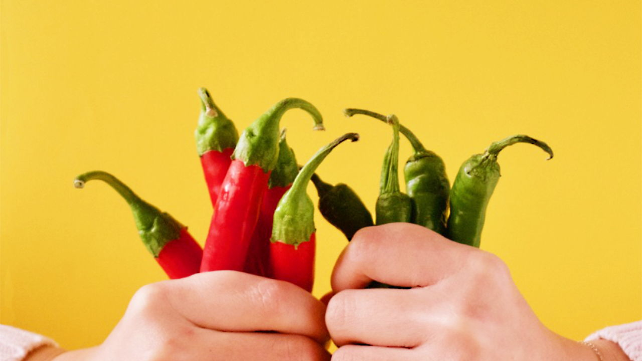 Stop and Cure Pepper Burn Easily
