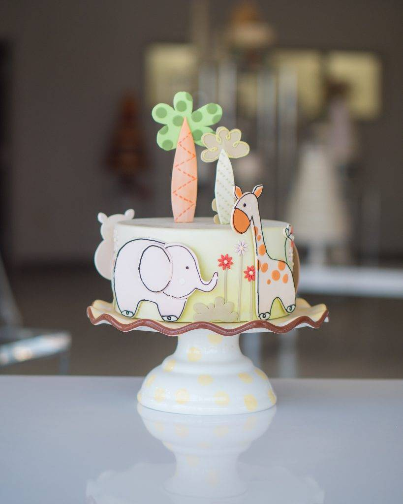 Is your baby or child's birthday right around the corner? Then do we have the perfect cake for them! Call us today to start your custom order House of Clarendon in Lancaster, PA