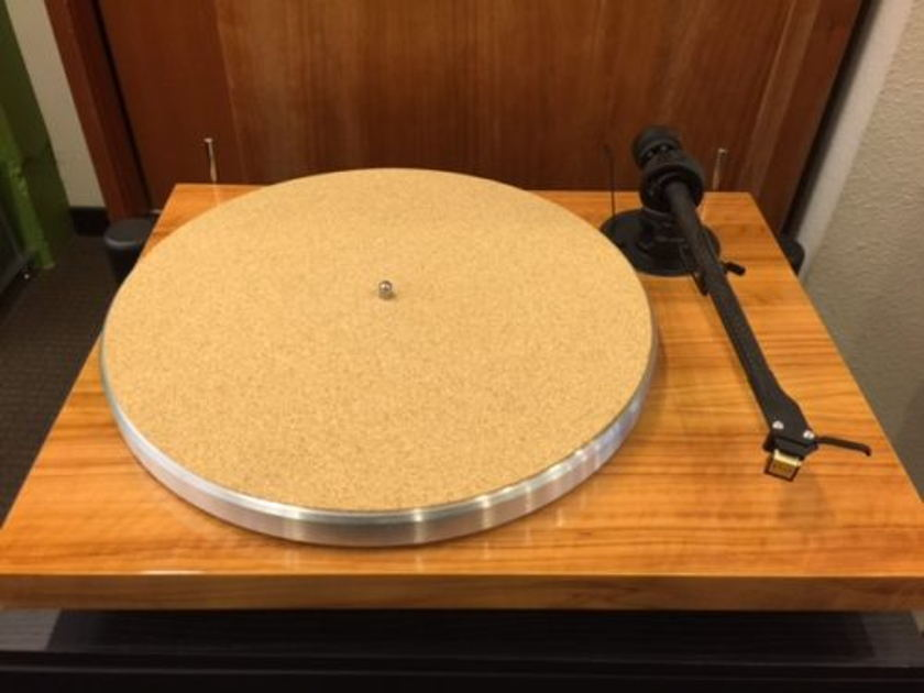 Pro-ject 1Xpression 3 Classic Olive Wood Pearl Audio, Portland OR