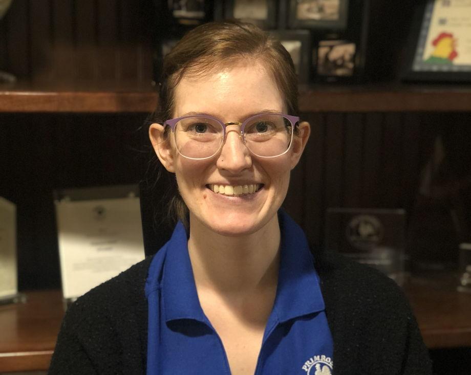 Ms. Harris , Instructional Assistant