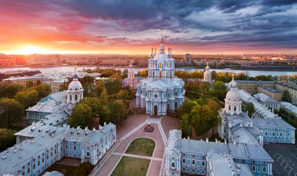 Мифы и легенды Петербурга (13:00, 16:00)