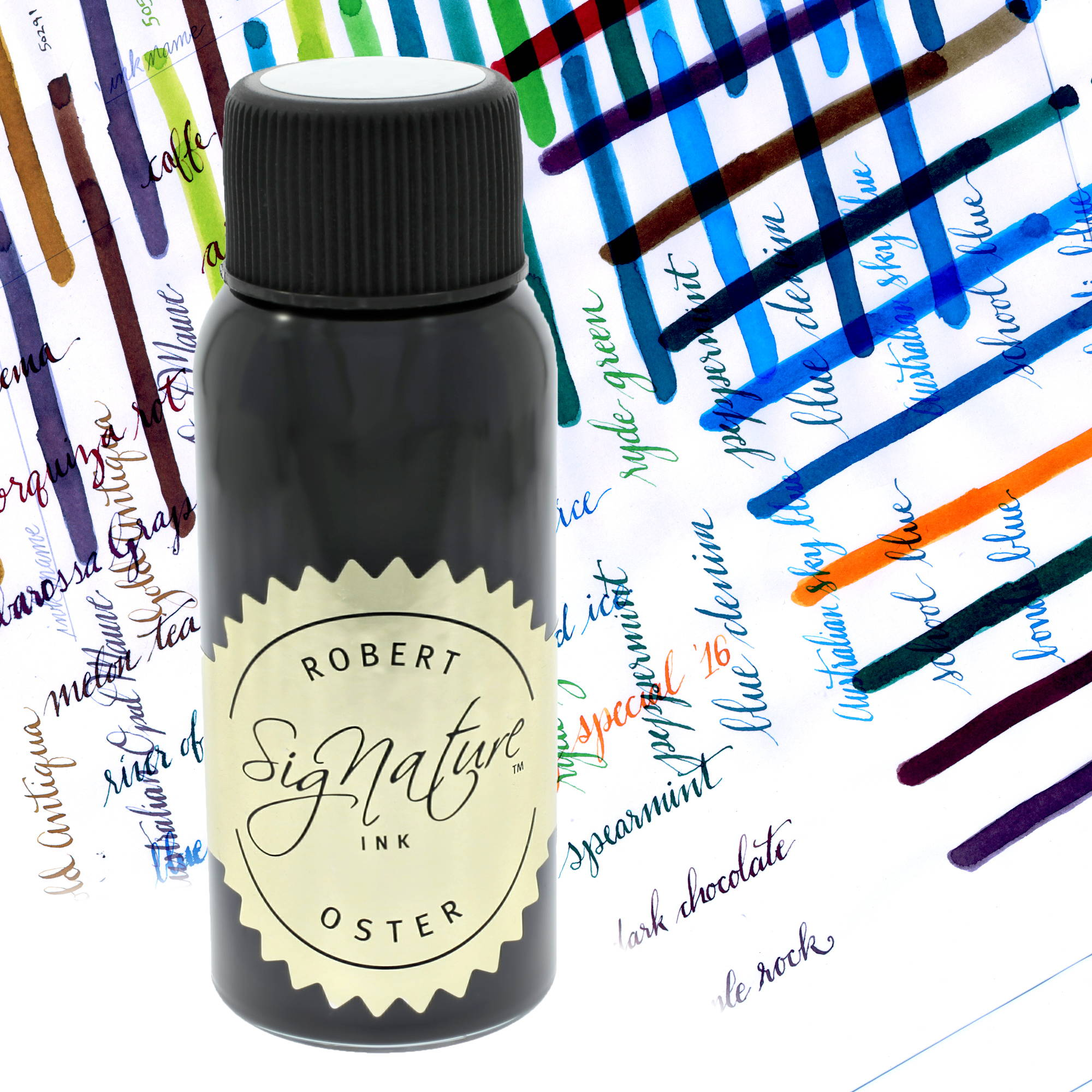 Robert Oster Signature Fountain Pen Inks