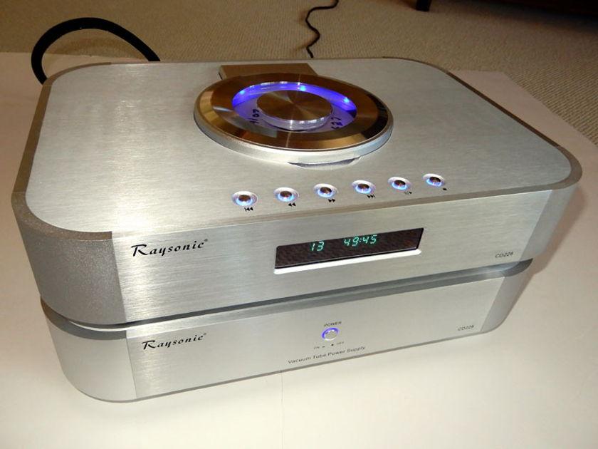Raysonic CD228 CD player
