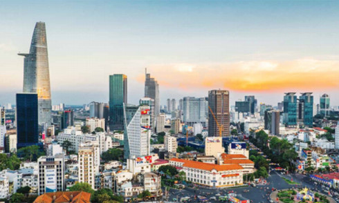 Ho Chi Minh City's scarce apartment launches hits Q1 figures