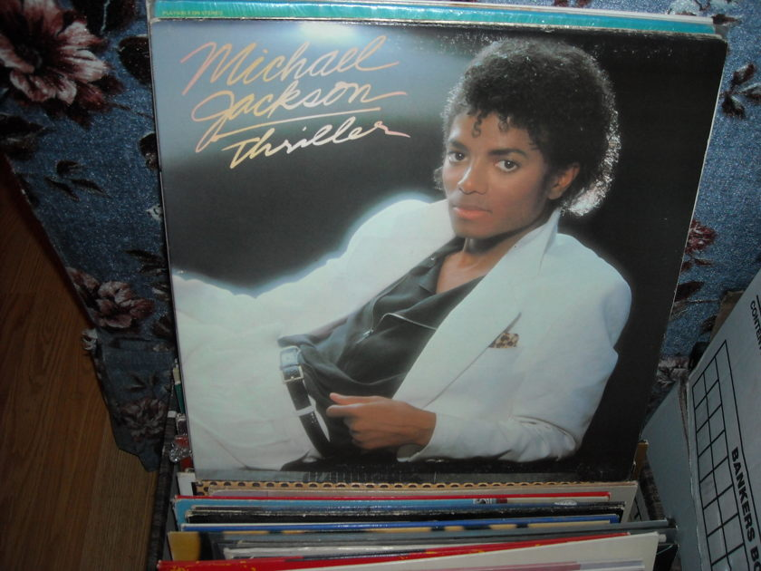Michael Jackson - Thriller Epic  LP (c)