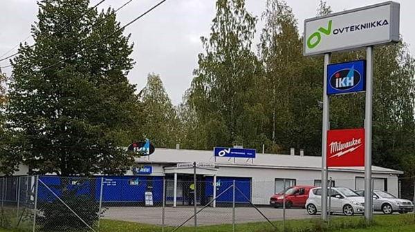 OV-Tekniikka Oy / IKH-jälleenmyyjä, Valkeakoski