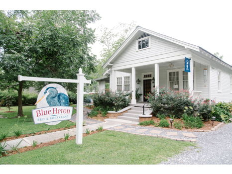One Night Stay at Blue Heron
