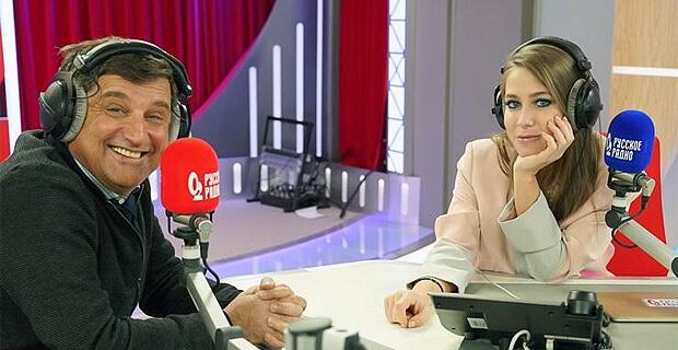Отар Кушанашвили в гостях у Юлии Барановской на «Русском Радио» - Новости радио OnAir.ru