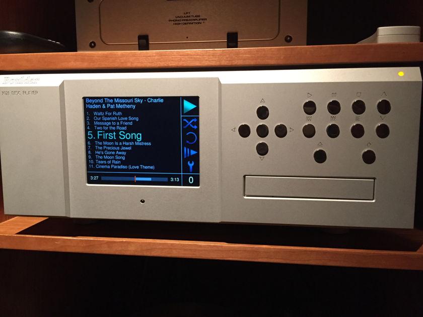 Boulder 1021 Disc Player