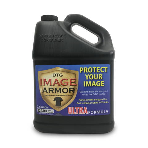Image Armor DTG Ultra Pretreatment 1 Gallon