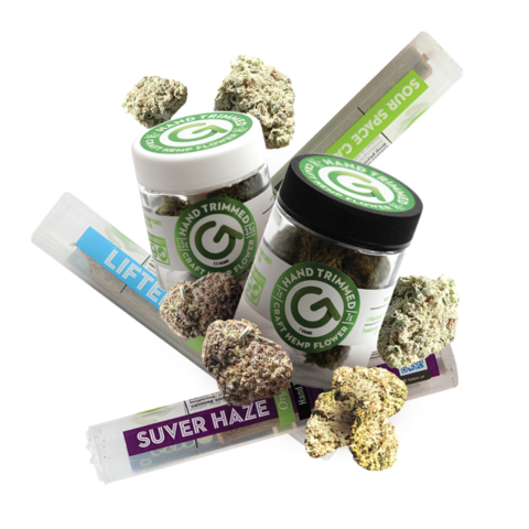Shop CBD Hemp Flower