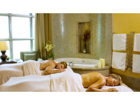 Couples Massage at the Allegria Spa
