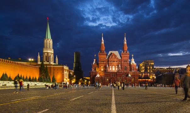 Индивидуальная пешеходная экскурсия по Москве