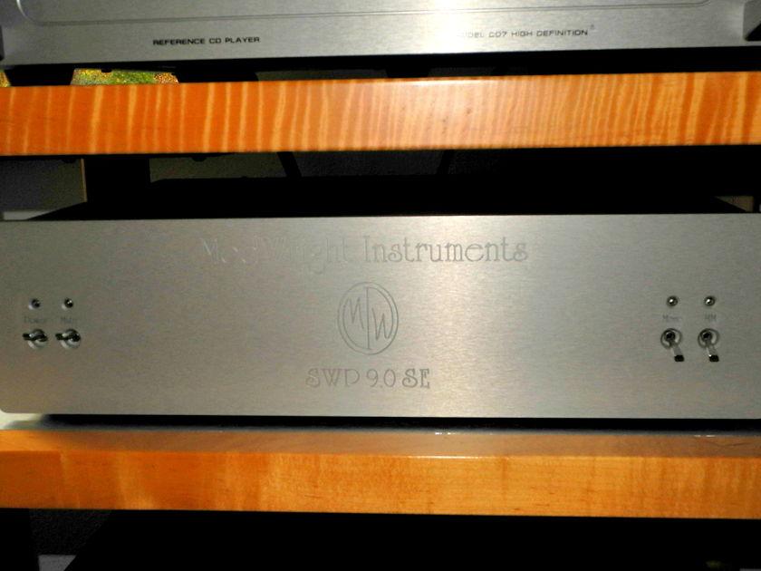 ModWright  LLC SWP-9.0 SE (silver) superb tube MC or MM phono preamp