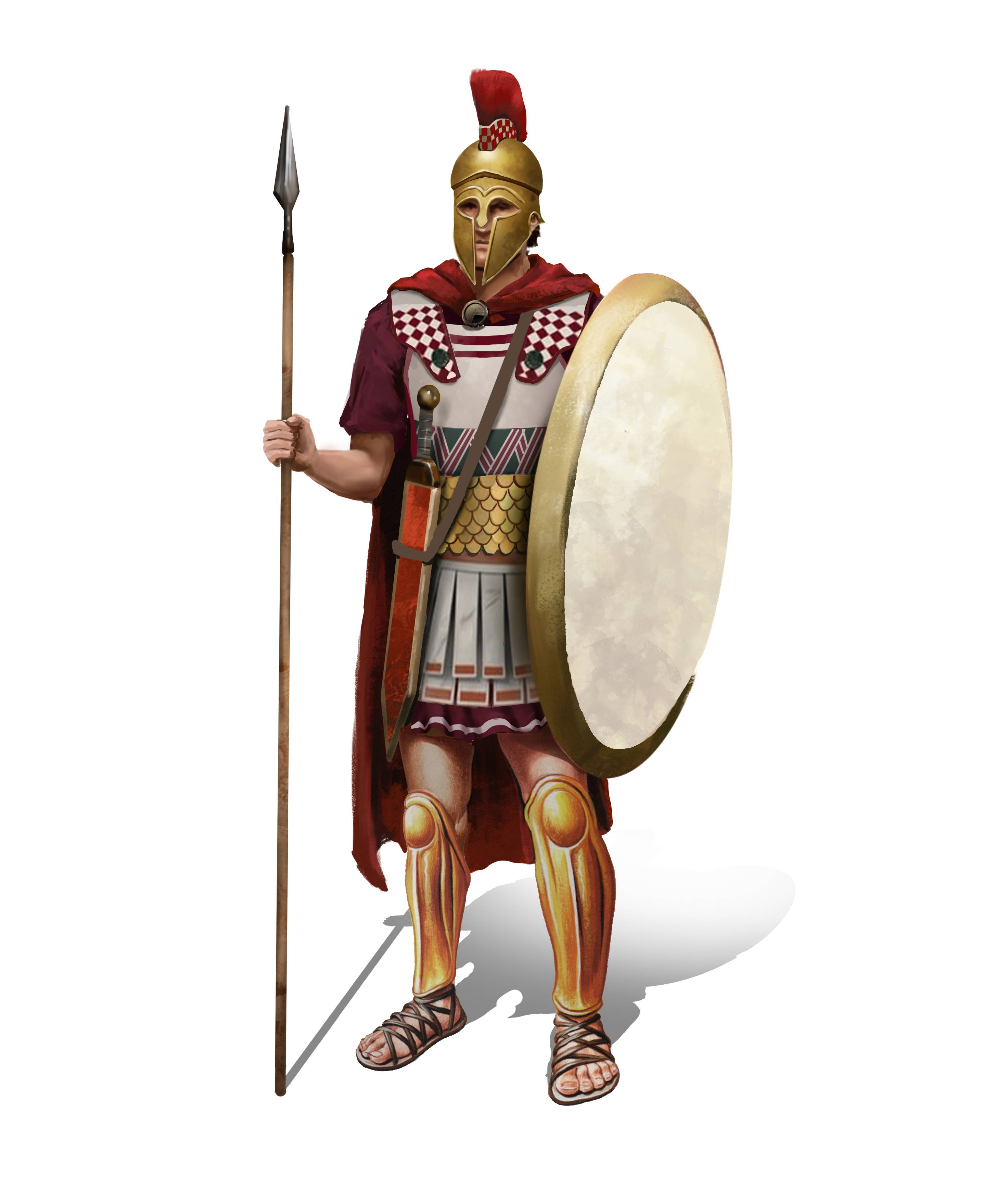 spartan soldier helmet