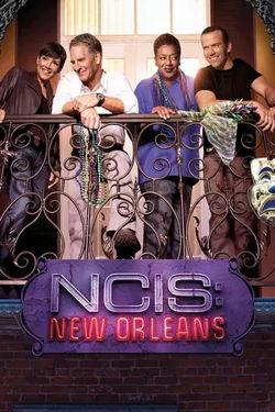 NCIS New Orleans's BG