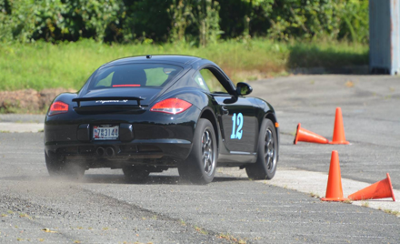 PCA Potomac Autocross #3 - PorscheFest
