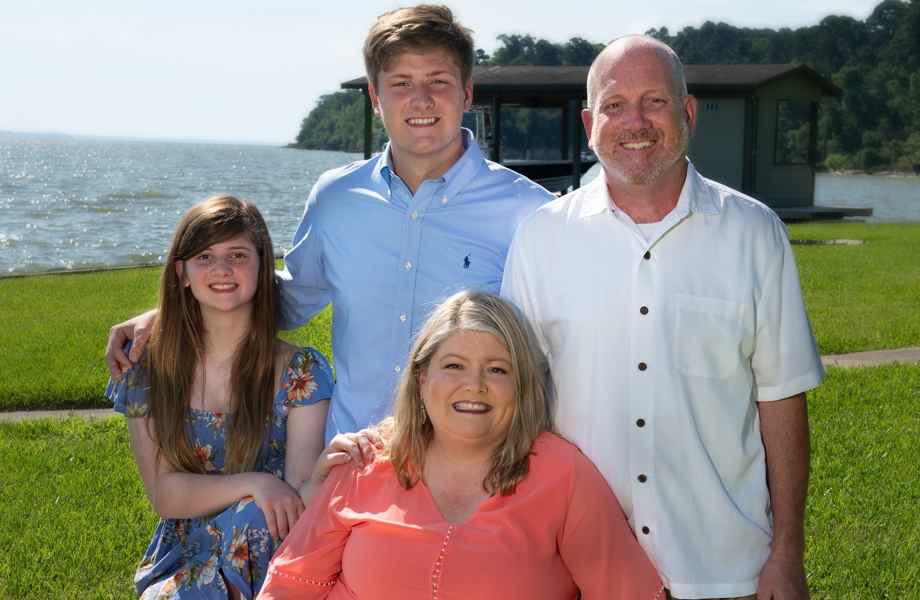 Franchise Owners of Primrose School John and Andrea Schoel and family