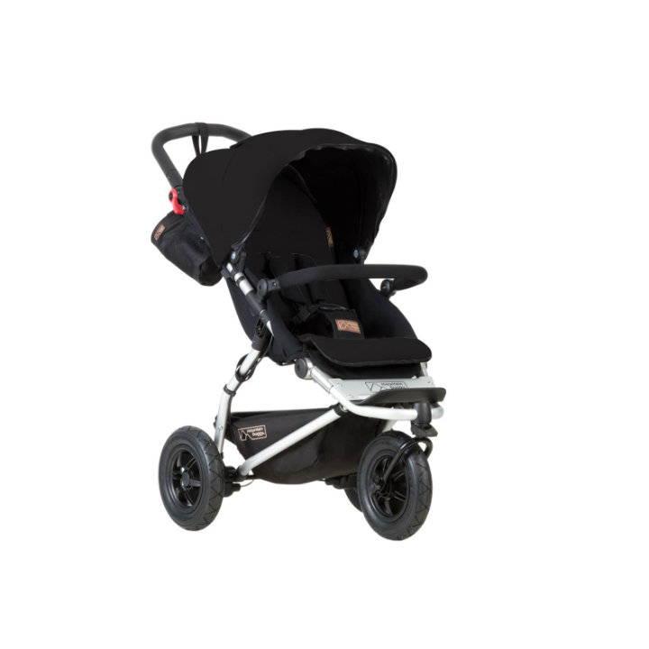 3. 3 Wheeled Stroller