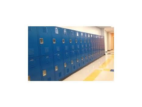 7th Grade Locker of Choice