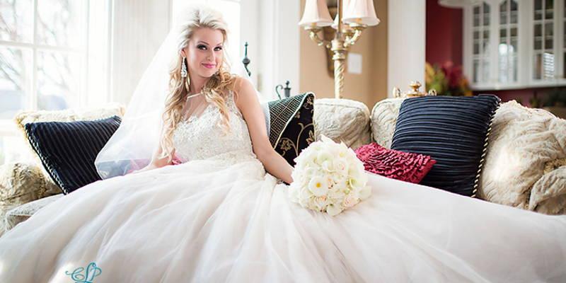 Bridal Portraits: Yea or Nay?
