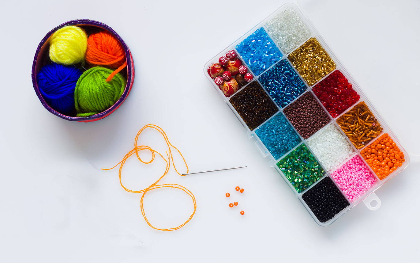How To Choose The Best Needles And Thread For Your Seed Beads Project