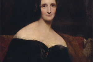 Famous Bis: Mary Shelley