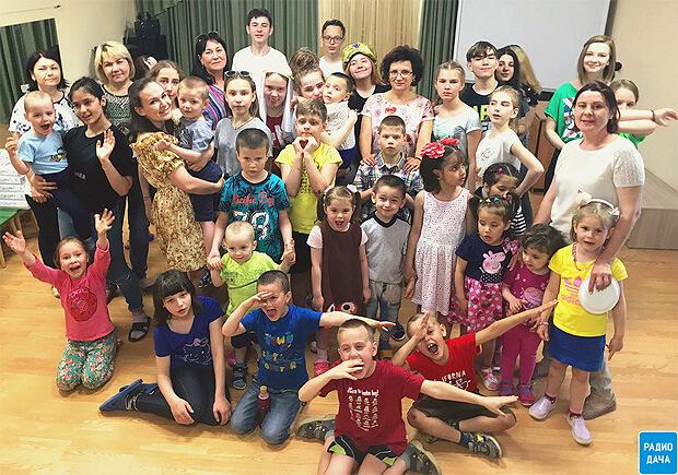 Международный День защиты детей в компании «Радио Дача» - Новости радио OnAir.ru