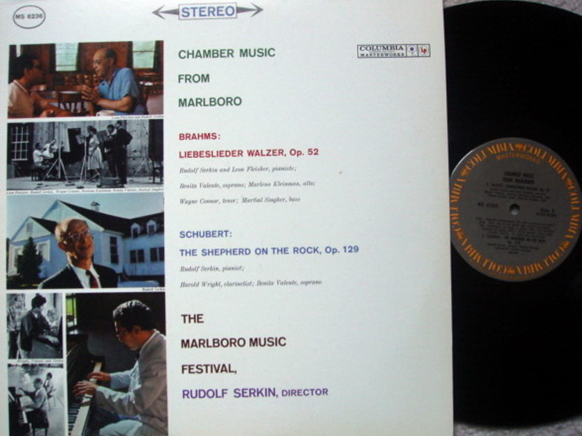 Columbia / RUDOLF SERKIN,  - Chamber Music from Marlboro, MINT!
