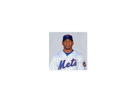 Cespedes Autographed Mets Jersey