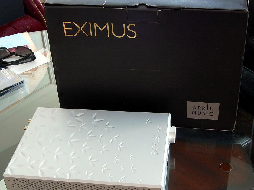 April Music Eximus DP-1 DAC/preamp/headamp [Price Lowered]