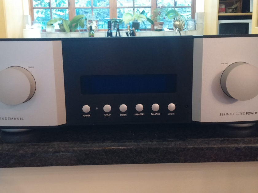 Lindemann 885 Integrated Amplifier