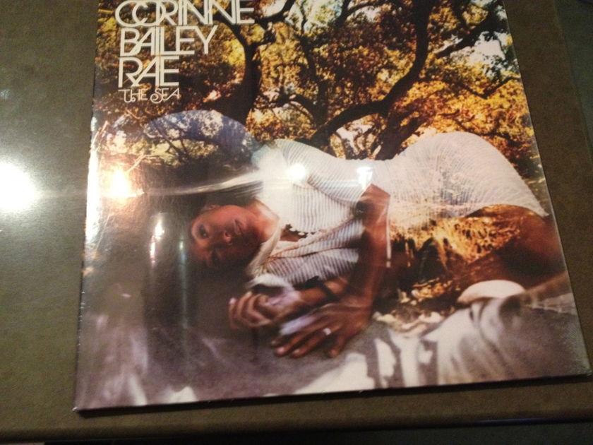 "Corrine Bailey Rae - ""The Sea"" LP SEALED"
